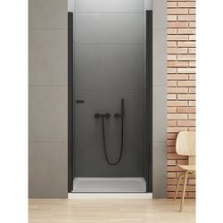 Drzwi prysznicowe 100 cm D-0212A New Soleo Black New Trendy