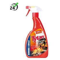 Tytan aktywny płyn do czyszczenia szyb kominkowych i grillów (500g) #SKLEP SPECJALISTYCZNY #KARTA 0ZŁ #POBRANIE 0ZŁ #ZWROT 30DNI #RATY 0% #GWARANCJA D2D #LEASING #WEJDŹ I KUP NAJTANIEJ