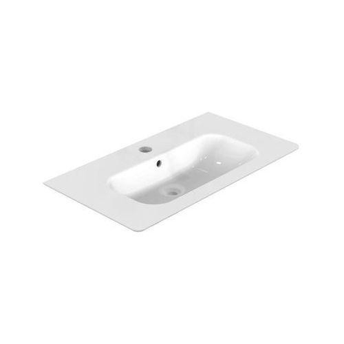 Umywalki, Umywalka z powierzchniami bocznymi 84 cm Ideal Standard Active T 0548 01