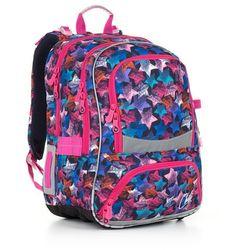 Plecak szkolny Topgal CHI 867 D - Blue