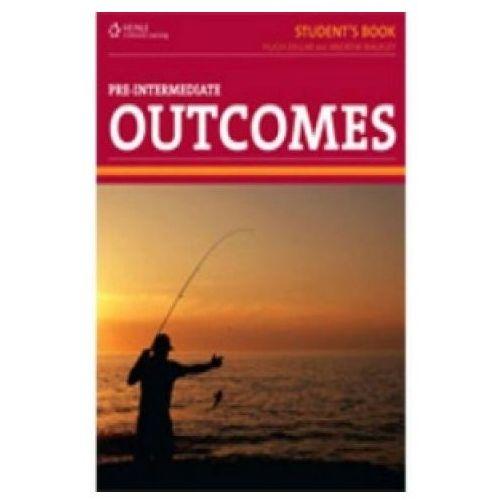 Książki do nauki języka, Outcomes Pre-Intermediate. Podręcznik + Pin Code + Vocabulary Builder (opr. miękka)