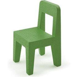 Krzesełko seggiolina pop zielone