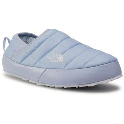 Kapcie THE NORTH FACE - Thermoball Traction Mule V VNF0A3V1HV951 Mist Blue/Tnf White