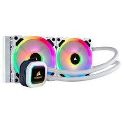 Corsair Hydro H100i RGB Platinum SE Chłodzenie CPU - Chłodzenie wodne - Max 37 dBA