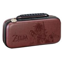 Gry na Nintendo Switch, Etui BIG BEN Zelda Brązowy