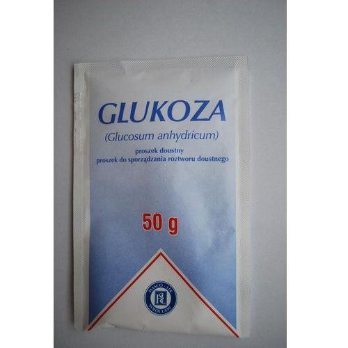 Pozostałe leki na układ pokarmowy, GLUCOZA 50G HASCO
