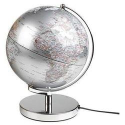 Globus 250 podświetlany silver
