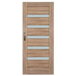 Drzwi pokojowe Everhouse Credis 90 prawe dąb sonoma