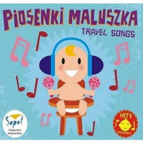 Piosenki dla dzieci, Piosenki maluszka. Travel songs (CD)