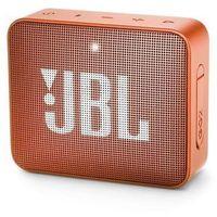 Pozostały sprzęt audio, Głośnik JBL GO 2 Pomarańczowy
