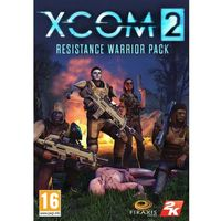 Gry PC, XCOM 2 Resistance Warrior Pack (PC)