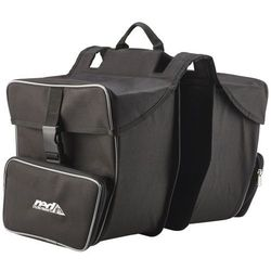 Red Cycling Products Premium Double Bag Torba rowerowa czarny Torby na bagażnik Przy złożeniu zamówienia do godziny 16 ( od Pon. do Pt., wszystkie metody płatności z wyjątkiem przelewu bankowego), wysyłka odbędzie się tego samego dnia.