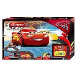 Tor First Disney Cars 3 63010 CARRERA. Darmowy odbiór w niemal 100 księgarniach!