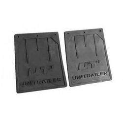 Zestaw: Dwa chlapacze gumowe małe Unitrailer