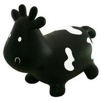 Pozostałe zabawki dla najmłodszych, Skoczek krówka Czarna - Tootiny. DARMOWA DOSTAWA DO KIOSKU RUCHU OD 24,99ZŁ