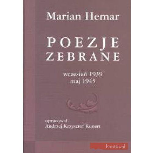 Literatura młodzieżowa, Poezje zebrane. Wrzesień 1939 – maj 1945 (opr. twarda)