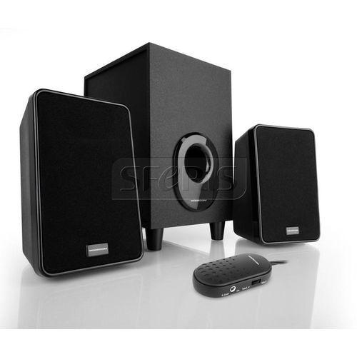Głośniki do komputera, Głośniki ModeCom MC-S1