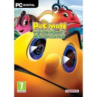 Gry PC, Pac-Man Ghostly Adventures (PC)
