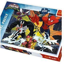 200 Elementów Spiderman, Wielkie starcie