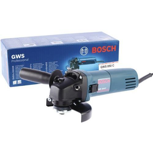 Szlifierki i polerki, Bosch GWS 850 C