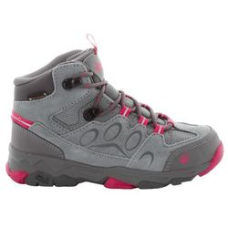 Buty MTN ATTACK 2 CL TEXAPORE MID KIDS - azalea red