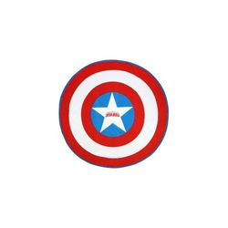 Okrągły ręcznik Kapitan Ameryka 1Y36NT Oferta ważna tylko do 2023-11-10