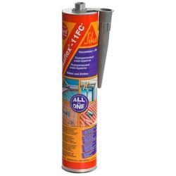 Sika Masa uszczelniająca i uniwersalny klej Sikaflex 11FC+ czarny 300 ml