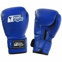 Rękawice do walki, RĘKAWICE BOKSERSKIE PROFight Niebieskie R.12