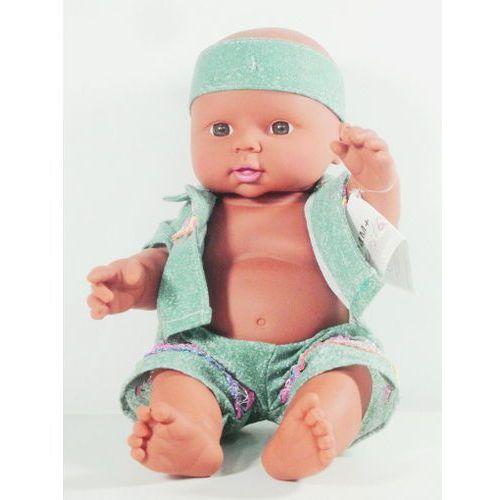 Lalki dla dzieci, Lalka SWEDE Bobas czarny do kąpieli 30 cm