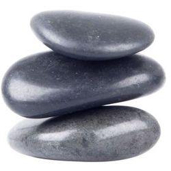 Kamienie bazaltowe z lawy wulkanicznej inSPORTline River Stone 4-6 cm - 3 szt.