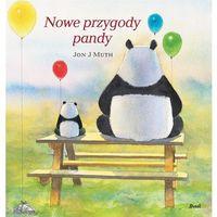 Książki dla dzieci, Nowe przygody pandy (opr. twarda)