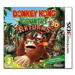 Donkey Kong Country Returns - Nintendo 3DS - Akcja