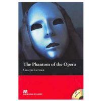 Książki do nauki języka, Macmillan Readers Phantom of the Opera The Beginner Pack (opr. miękka)