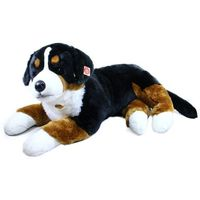 Pluszaki zwierzątka, Rappa pluszowy berneński pies pasterski, 89 cm