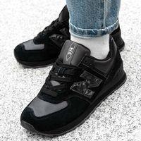 Damskie obuwie sportowe, New Balance 574 (WL574WNV)