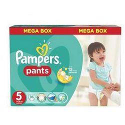 Pieluchomajtki Pampers Mega Box vel. 5, 96szt.