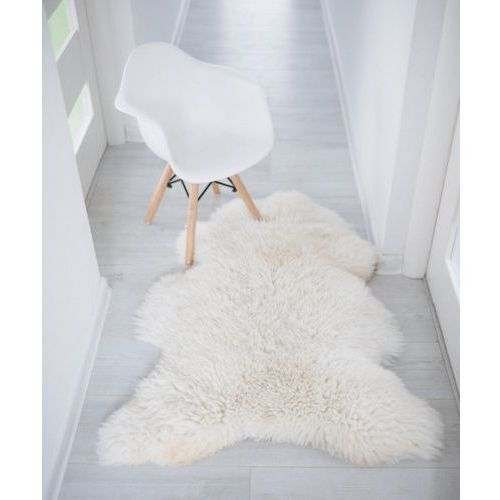 Skóry, Skóra owcza naturalna biała - mała