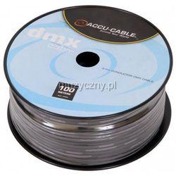 Accu Cable przewód DMX 3 110 Ohm