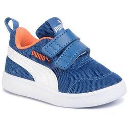 Sneakersy PUMA - Courtflex V2 Mesh V Inf 371759 01 Bright Cobalt/Firecracker