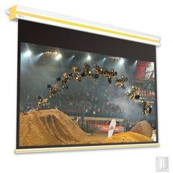 Ekran elektryczny 240x180cm Cumulus X 24/18 - Matt White