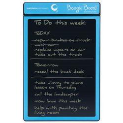 Tablet LCD Boogie Board 8.5 cala kolor niebieski
