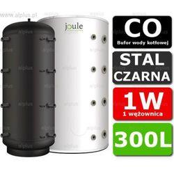 BUFOR JOULE 300L 1W zbiornik buforowy akumulacyjny CO z 1 wężownicą Wysyłka gratis!