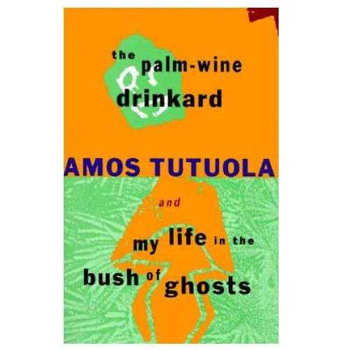 Książki do nauki języka, Palm-Wine Drinkard (opr. miękka)