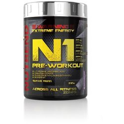 Nutrend N1 pre workout Czarna porzeczk 10x17g