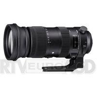 Obiektywy do aparatów, Sigma S 60-600 mm f/4.5-6.3 DG OS HSM Canon