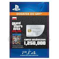 Klucze i karty przedpłacone, Grand Theft Auto V Karta Gotówkowa GWS [kod aktywacyjny]