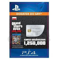 Grand Theft Auto V Karta Gotówkowa GWS [kod aktywacyjny]