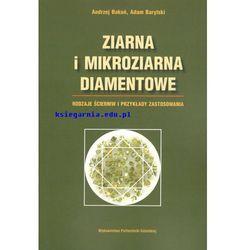 Ziarna i mikroziarna diamentowe (opr. miękka)