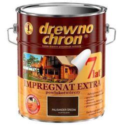 DREWNOCHRON- impregnat, palisander średni, 9 l (extra)