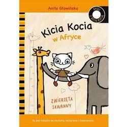 Kicia Kocia w Afryce (opr. miękka)